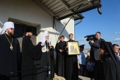 Слово Святейшего Патриарха Кирилла при посещении Ферапонтова монастыря