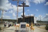 В День медицинского работника в Екатеринбурге заложен храм во имя врача-страстотерпца Евгения Боткина