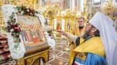 В Удмуртии впервые состоялось празднование Собора Удмуртских святых