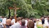 В Киеве совершили молебен о сохранении христианских семейных ценностей