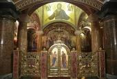 В Храме на Крови в Екатеринбурге представили обновленную «Царскую комнату»