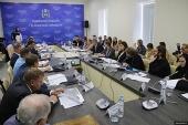 В Пскове обсудили вопросы сохранения Мирожского и Снетогорского монастырей