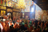 В Иваново прошли торжества в честь праздника Собора святых Ивановской митрополии