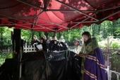 В Москве состоялось обретение мощей преподобноисповедницы Фамари (Марджановой)