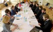Состоялось заседание комиссии по сотрудничеству Санкт-Петербургской епархии и городской администрации