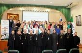 Синодальный отдел по благотворительности провел трехдневный семинар в Хабаровске