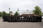 В Полоцке состоялась конференция «Организация внутренней жизни монастырей»