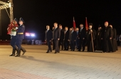 Представители Белорусской Православной Церкви приняли участие в митинге-реквиеме в Брестской крепости