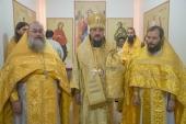 Иерарх Русской Православной Церкви впервые совершил Литургию на филиппинском острове Минданао
