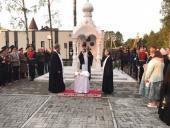 Освящена мемориальная часовня в память о воинах, павших в ходе героической обороны Ленинграда