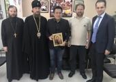 Архиепископ Солнечногорский Сергий встретился с муниципальными властями филиппинского города Давао