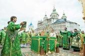 В Выборгской епархии состоялись праздничные богослужения, открывающие юбилейные торжества, посвященные 625-летию Коневского монастыря