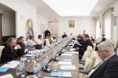 Состоялась первая защита в созданном и утвержденном Святейшим Патриархом Кириллом кандидатском диссертационном совете Московской духовной академии