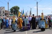 В Сызрани отпраздновали 305-летие явления чудотворной Феодоровской иконы Божией Матери