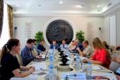 Представитель Синодального отдела по благотворительности принял участие в круглом столе «Территории трезвости», состоявшемся в Общественной палате РФ