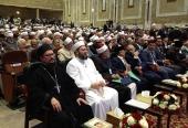 Представитель Русской Православной Церкви принял участие в международной конференции в Багдаде