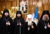 Заседание Синода Среднеазиатского митрополичьего округа состоялось в Ташкенте