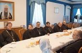 Представители Православной Церкви в Америке ознакомились с социальным служением Русской Церкви