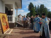 500-летие явления Воронинской иконы Божией Матери отметили в Череповецкой епархии