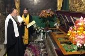 Управляющий делами Московский Патриархии совершил паломничество к святыням Крыма
