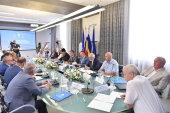 Глава Донской митрополии принял участие в расширенном заседании Попечительского совета ДГТУ