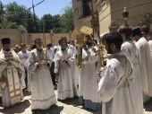 Празднование памяти апостола Варфоломея состоялось в Бакинской епархии