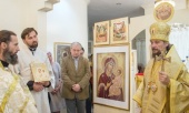 Завершился визит на Филиппины архиепископа Солнечногорского Сергия