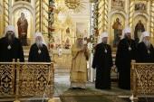 Управляющий делами Московской Патриархии посетил Саранскую епархию
