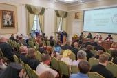 В Калужской духовной семинарии прошел годичный выпускной акт