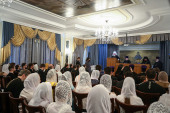 Выпускной акт прошел в Ставропольской духовной семинарии