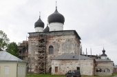 В Новгородской области будет восстановлен Троицкий собор Клопского монастыря