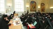 В Санкт-Петербурге завершился первый день работы круглого стола «Добродетель послушания в современных монастырях: практические аспекты»