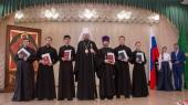 Четыре студента из КНДР закончили Хабаровскую духовную семинарию