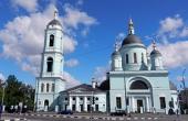 Московский храм преподобного Сергия Радонежского в Рогожской Слободе передан Церкви