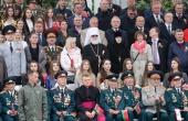 Митрополит Минский Павел присутствовал на параде в честь Дня независимости Республики Беларусь