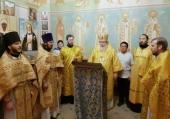Молитва на китайском языке вознесена в храме на Казанском вокзале российской столицы