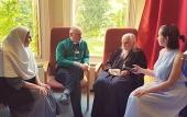 Председатель Синодального отдела по благотворительности совершил рабочую поездку в Великобританию