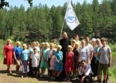 В Читинской епархии завершился VII Миссионерский лагерь «Дорога к храму»