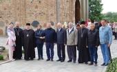 Премьер-министр Республики Беларусь посетил древнюю Коложскую церковь