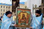 Празднование в честь Астанайской-Почаевской иконы Божией Матери состоялось в столице Казахстана