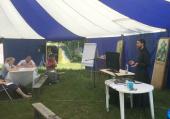Представитель Синодального отдела по социальному служению рассказал об организации добровольческих служб на международном форуме «Увильды 2018»