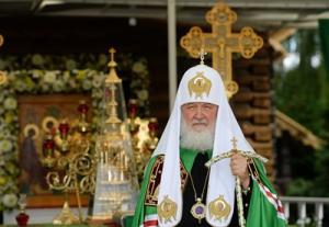 Проповедь Святейшего Патриарха Кирилла в день памяти святых Петра и Февронии Муромских после Литургии в Троицком монастыре Мурома