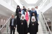 Председатель Издательского Совета принял участие в открытии кинофестиваля «В кругу семьи» в Ярославле