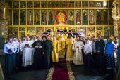 Состоялся выпускной акт в Казанской духовной семинарии