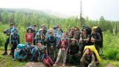 В рамках реализации гранта «Православная инициатива» в Кемеровской епархии состоялся поход в Кузнецкий Алатау