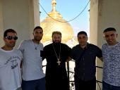 Ассирийская делегация из Сиднея посетила донских православных ассирийцев