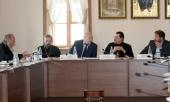 Состоялось рабочее заседание Патриаршей комиссии по вопросам физической культуры и спорта