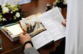 Члены Синода обсудили применение норм, предусмотренных «Положением о порядке согласования рукоположения в священный сан лиц, не обладающих образовательным цензом»