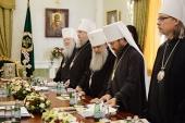 Назначены викарные епископы в город Москву и Екатеринодарскую епархию