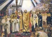 Священный Синод обратился с Посланием к архипастырям, клиру, монашествующим и мирянам в связи с 1030-летием Крещения Руси